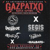 XV GAZPATXO ROCK
