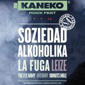 KANEKO ROCK FEST 2016