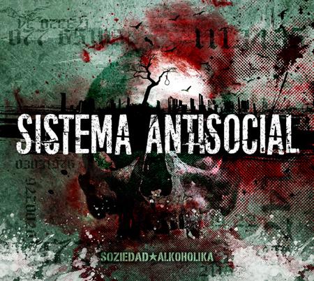 """Ya está disponible """"Sistema Antisocial"""""""