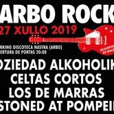 FESTIVAL ARBO ROCK 2019
